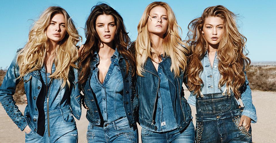 Такой разный деним: брендовые джинсы и в пир, и в мир