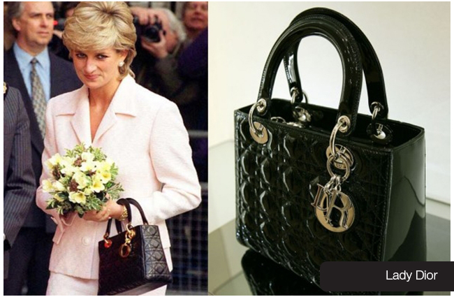 lady dior сумка